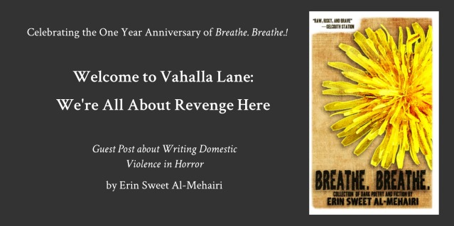 Welcome to Vahalla Lane: We're All About Revenge Here by
